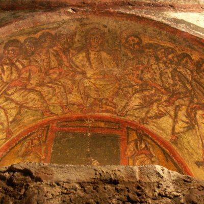 Catacombs appian way
