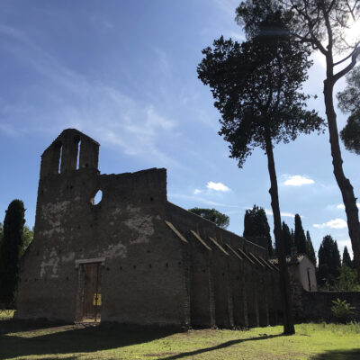 ancient appian way rome