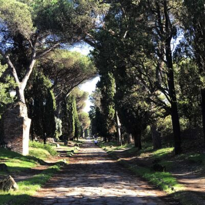 ancient roads roman empire