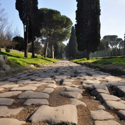 Rome Underground and Ancient Appian way