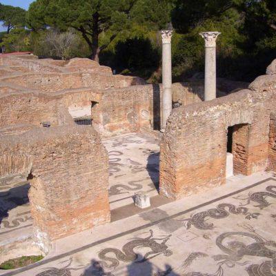 Ancient Ostia