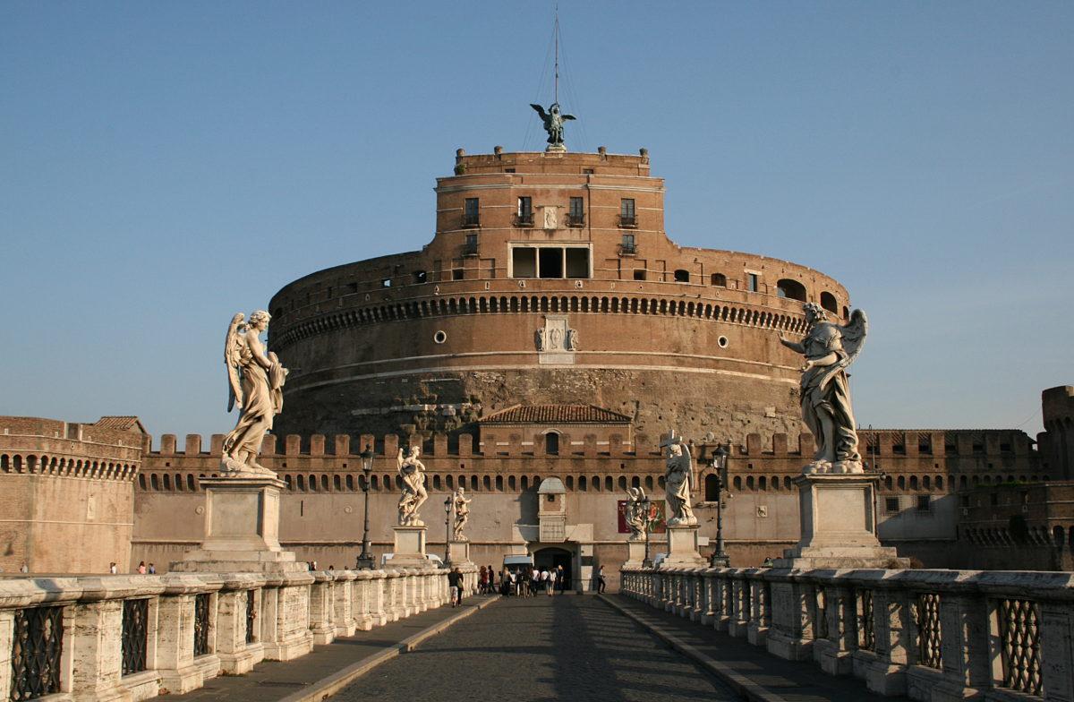 0 Castel et pont Sant'Angelo (2)