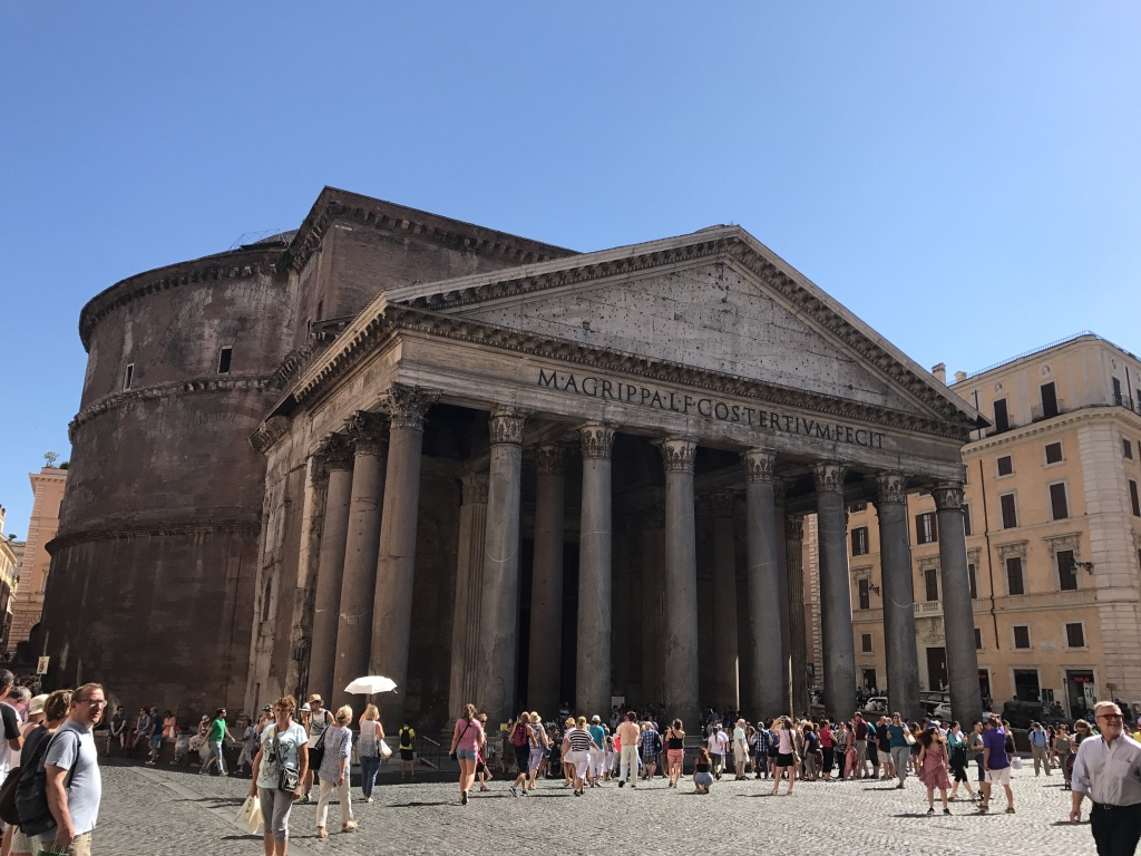 pantheon rome vatican in a day