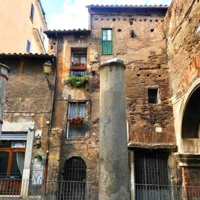 jewish ghetto rome tour