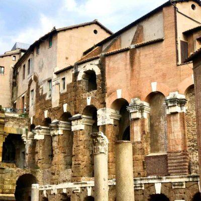 theatre marcello jewish ghetto