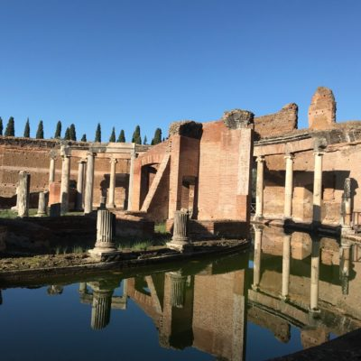 Hadrian's Villa and Villa D'Este Tour