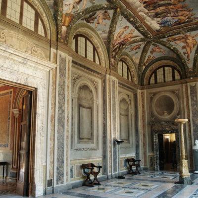 Villa Farnesina trastevere