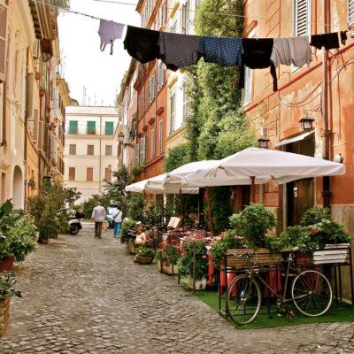 Trastevere and Villa Farnesina Tour