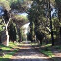 How did Romans build roads?