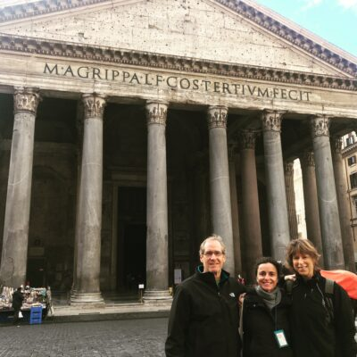 pantheon rome tour