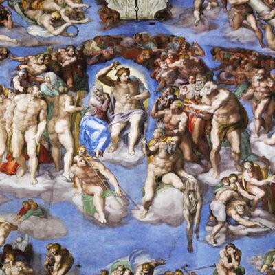 The Sistine Chapel: the Last Judgement