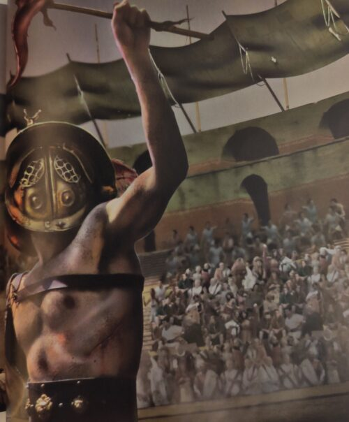 gladiator's death