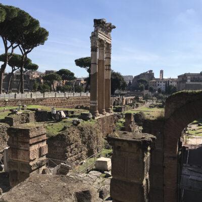 forum julius caesar tour